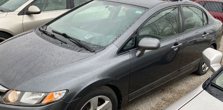 2009 honda civic lx car for sale in caseyville il